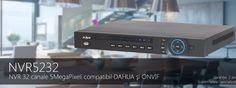 NVR AVANSAT 32 CANALE FULLHD 2 HDD NVR5232 Hdd, Bose, Electronics, Consumer Electronics