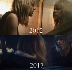 I Knew You Were Trouble vs. I Don't Wanna Live Forever