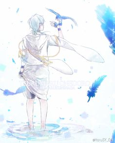 Touken Ranbu Anime Chibi, Manga Anime, Anime Art, Touken Ranbu Characters, Anime Characters, Rat Dog, Aldnoah Zero, Otaku Mode, Boy Character