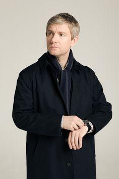 Watson as played by Martin Freeman