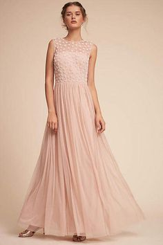 Anthropologie Emma Wedding Guest Dress