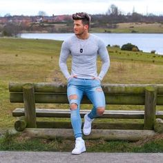 """12.1k Likes, 275 Comments - Shane Crommer (@shanecrom1234) on Instagram: """"1-2 or 3 all outfits sporting @physiqapparel clothing (besides the jeans) """""""