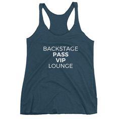 Backstage Pass VIP Lounge