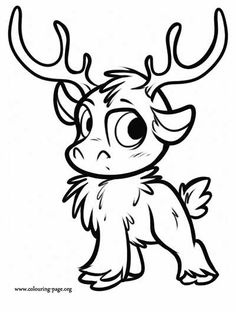 Frozen sven is the best character of the FROZEN series! We have 2 beautiful coloring pages of Frozen Sven! Frozen sven in forest silly face coloring page Frozen Coloring Pages, Christmas Coloring Pages, Coloring Book Pages, Printable Coloring Pages, Free Coloring, Coloring Pages For Kids, Elsa Coloring, Kids Coloring, Online Coloring