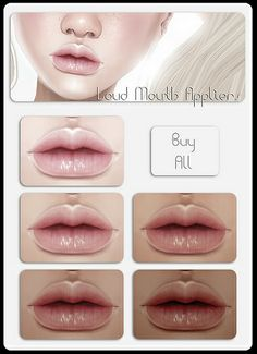 Loud Mouth Appliers For Ari Skin | Flickr - Photo Sharing!