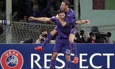 Kongesejr på 2-0 til Viola over Tottenham!
