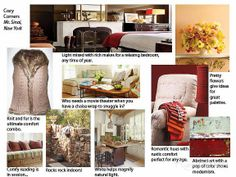 Inspiration / Mood Board - Page 1. www.riesedesign.com