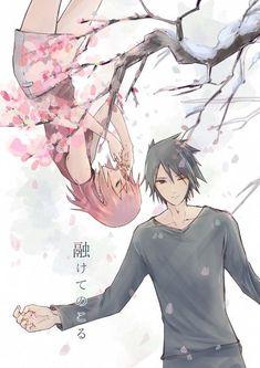 Sasuke and Sakura| SasuSaku | Саске и Сакура's photos