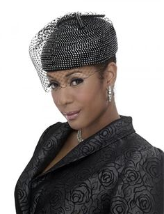 Small Netted Ladies Hat Women s Hats f8a12af8ca0