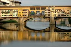 Fancy - Ponte Vecchio is a Medieval bridge over the Arno River, in Florence,