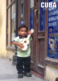 Little talent in the streets of Havana, Cuba