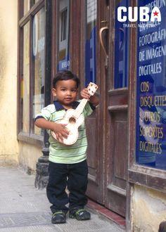 Little talent in the streets of Havana, Cuba