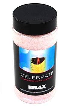 Strawberries N Champagne Bath Crystals -17 Oz – Aroma Therapy Natural Vitamins Salts & Minerals for Soaking in Hottubs, Spas