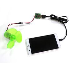 Small Mini Wind Micro Turbine Generator Charger DC 5V USB Output Power Motors
