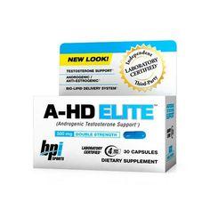 BPI A-HD ELITE-TST Booster - Kozmetické,lekárske prístroje,infra kúrenie,proteíny...