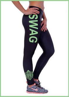 Women Yoga Pants Fitness Leggings FitPro SWAG