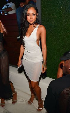 September 3: Karrueche celebrates 'Ludaday Weekend Takeover