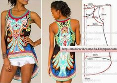 Summer blouses and tops ... patterns ... (many). Discussion on LiveInternet - Russian Online Diaries Service