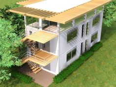 Cheap storage container homes cheap storage containers for sale,conex box house floor plans conex home plans,container house design floor plans crate homes. Shipping Container Buildings, Shipping Container Home Designs, Container House Design, Shipping Containers, Container Architecture, Architecture Design, Cargo Container Homes, Storage Container Homes, Metal Building Homes