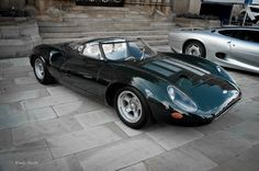 Jaguar XJ13 - a rare beauty that has never seen production or racing
