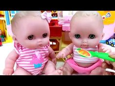 Toys Fun Land: Noodle Cooking for Baby Twin Dolls and Cute Little. Twin Babies, Twins, Cooking Toys, Abc Songs, Baby Alive, Little Doll, Color Names, Nursery Rhymes, Noodle
