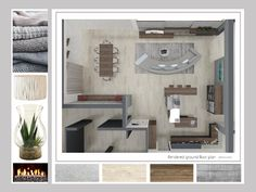 BHC Design School - Second year Domestic Design Project. Student: Marnich Moller