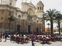 Su catedral #Molyvade #viaje #CÁDIZ  http://molyvade.blogspot.com/2016/05/cadiz.html