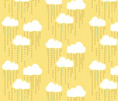 Raindrop Fabric