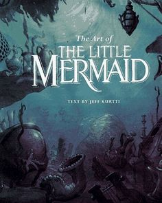 The Art of the Little Mermaid: A Disney Miniature @ niftywarehouse.com #NiftyWarehouse #Disney #DisneyMovies #Animated #Film #DisneyFilms #DisneyCartoons #Kids #Cartoons