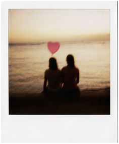 valentine's polaroid