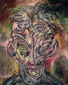 Clive Barker. Painting's By One Of The Most Prolific Imagineers Of ...
