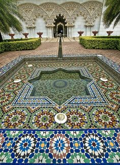 Moroccan Pavillion #1 | Syafiq Azim | Flickr