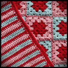 """""""Better than candy!  #crochet #crochetthrow #crochetblanket #crochetaddict #virka #virkat #virkadfilt #colorful #färgglatt #färg #filt #häkle #handmade #handarbete #madebyme #grannysquare #grannysquares #mormorsruta #mormorsrutor #gördetsjälv #diy"""" Photo taken by @virknalenochmajskroken on Instagram, pinned via the InstaPin iOS App! http://www.instapinapp.com (02/12/2015)"""