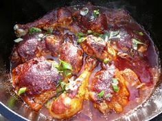 Everyday Dutch Oven: Balsamic Braised Chicken - I Cook Different Cast Iron Cooking, Oven Cooking, Cooking Stuff, Camping Cooking, Cooking Games, Dutch Oven Recipes, Cooking Recipes, Healthy Recipes, Savoury Recipes