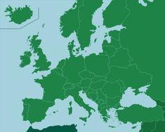 Eurooppa: Maat: Seterra on ilmainen karttavisapeli, joka opettaa maita, kaupunkeja ja muita maantieteellisiä paikkoja kaikkialla maailmassa.
