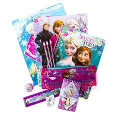 Disney Frozen 11 Piece Stationery Set