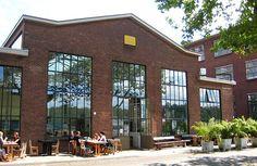 Piet Hein Eek (Eindhoven Strijp R). Store and restaurant.
