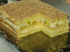kokosowa śnieżynka Polish Desserts, Polish Recipes, Polish Food, Apple Pie, Coco, Sweet Tooth, Sandwiches, Good Food, Food And Drink