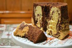 Fluffosa marmorizzata senza lattosio   Cupcake Club American Cake, Chiffon Cake, Cake Cookies, Tiramisu, Cupcake, Club, Ethnic Recipes, Desserts, Cakes