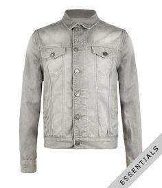 Powder Denim Jacket
