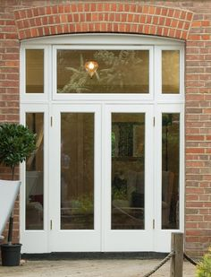 Timber Patio Doors manufactured and installed by The Sash Window Workshop Best Picture For modern french doors For Your Taste You are looking for something, and it is going to tell you exactly what yo Wooden Patio Doors, Exterior Doors, House Exterior, Sash Windows, French Doors Exterior, Victorian Patio Doors, Wood Doors Interior, Window Trim Exterior, Farmhouse Patio