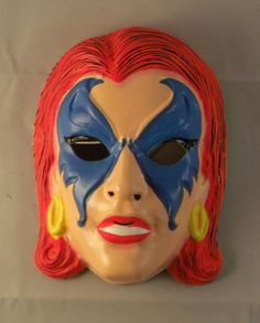 1970S Ben Cooper Marvelmania Dazzler Halloween by Popculturemania