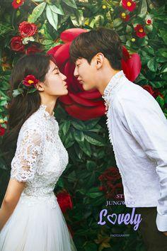 ST.JUNGWOO LOVELY [2020] - KOREA PRE WEDDING PHOTOSHOOT by LOVINGYOU