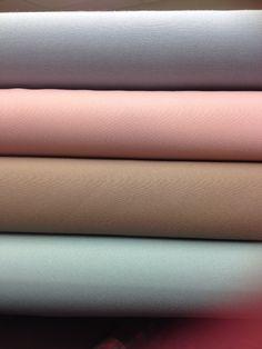 Crêpe in poederpastels Towel, Fabrics, Tejidos, Cloths, Fabric, Textiles
