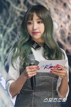 [160101] Special MC Hani at Simply K-Pop