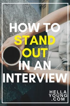 One of the biggest parts of your 20's is going on job interviews. However, I feel like every time I search up interview tips, everyone's advice will teach you how to be a good candidate, but what makes a candidate stand out from the crowd?