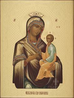 Mother of God - Quick to Hearken  / foto van Ставрос. Иконописная мастерская.