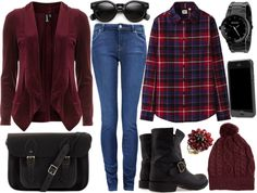 street style par sisaez utilisant what to wear with a blazer rouge