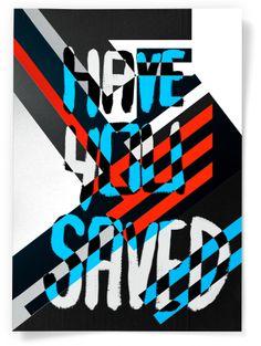 Studio Dumbar: European Design Festival Campaign Posters