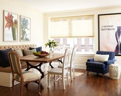 Banquette  kitchen ideas
